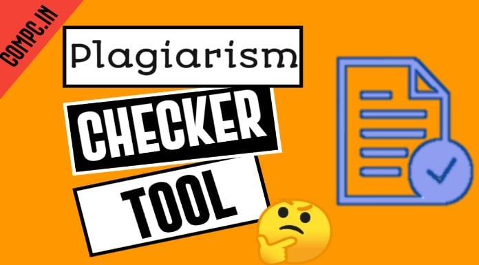 Top 5 Free Plagiarism Checker Tool